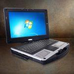 Amrel U12ci: найлегший в світі захищений ноутбук - планшет