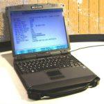 Itronix General Dynamics GD6000: 13.3-дюймовий захищений ноутбук